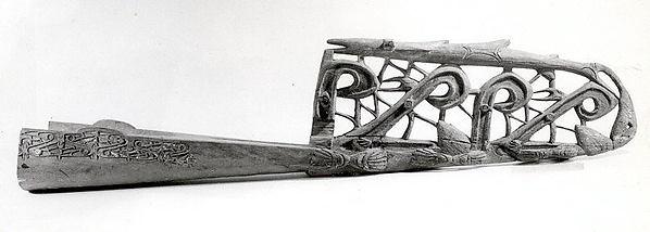Canoe Prow