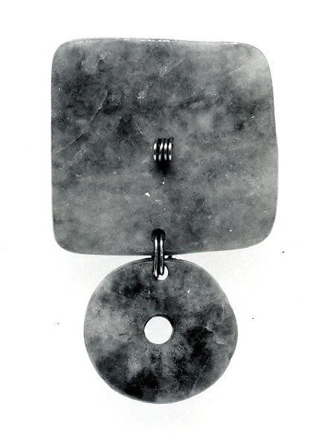 Jade Ornament with Pendant