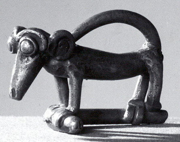 Gold Weight: Zoomorphic