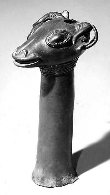 Figure: Ram's Head