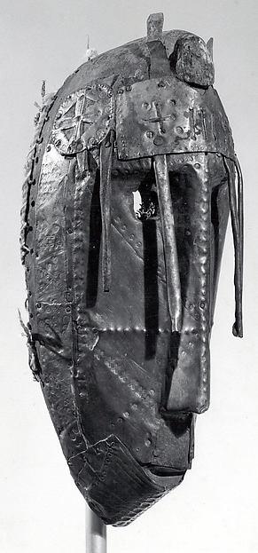 Mask (Dyoboli Koun)