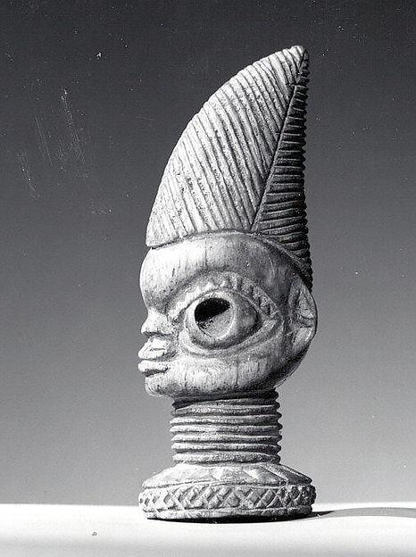 Esu Head (Ela or Irin Ifa)