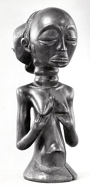 Half Figure: Female