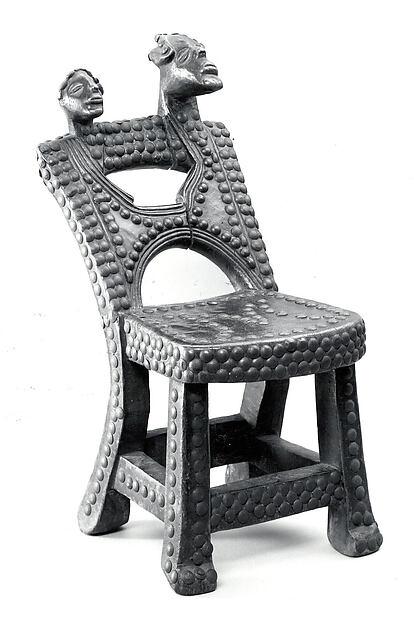 Ceremonial Seat (Ngundja)