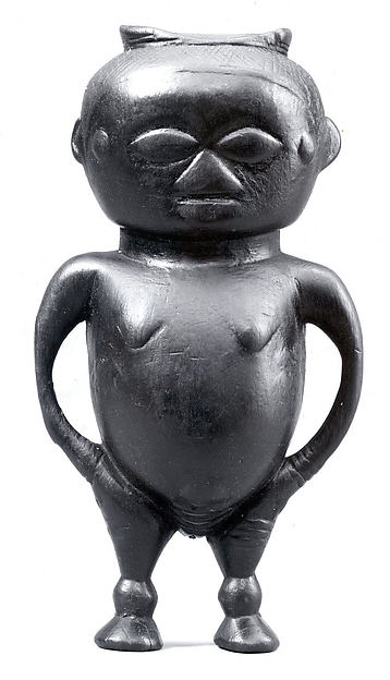 Vessel: Female Figure