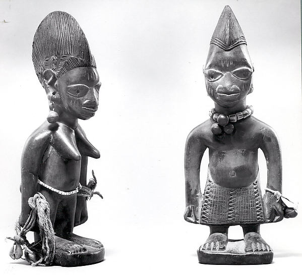 Twin Figure (Ibeji)