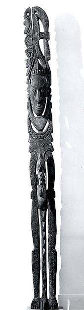 Ancestor Figure (Konumb or Atei)