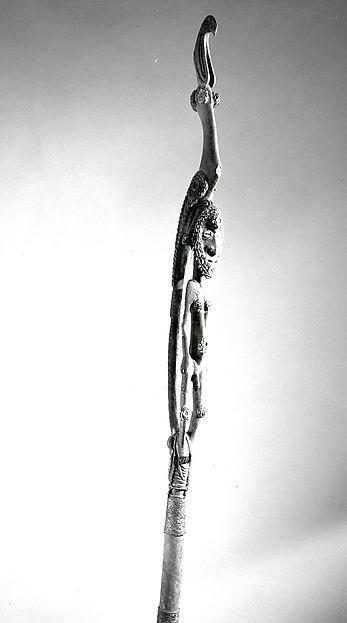 Ceremonial Flute (Manyan [?])