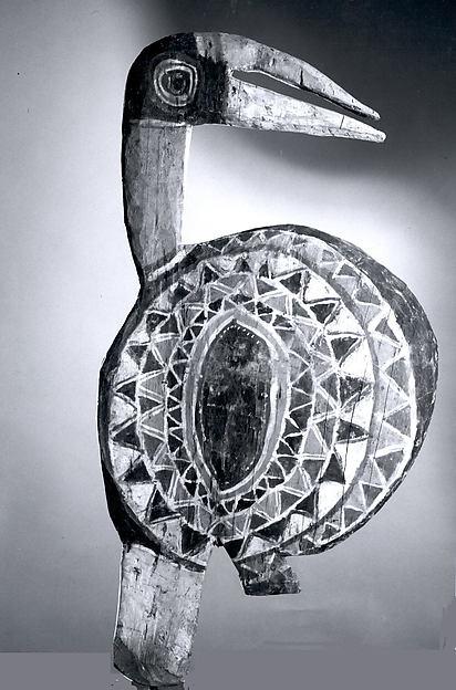 Hornbill Figure