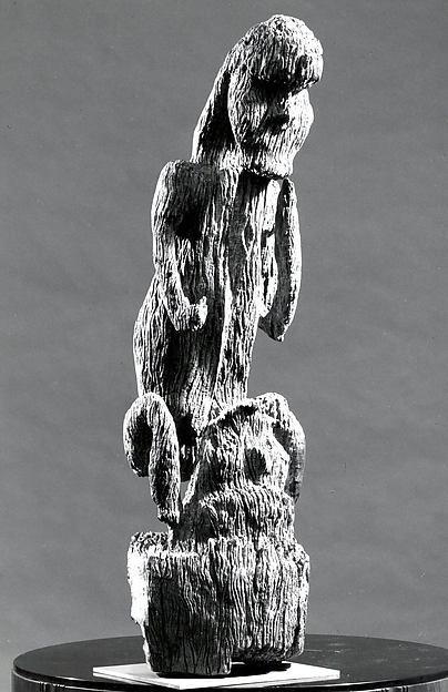 Finial from a Slit gong