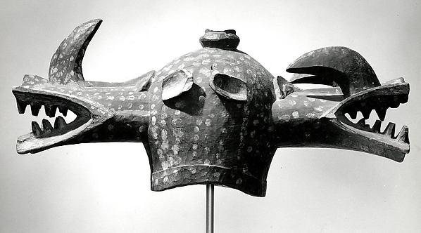 Janus Helmet Mask (Wanyugo)