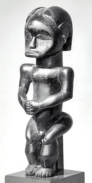 Male Reliquary Figure Nlo Bieri Fang Peoples The Met