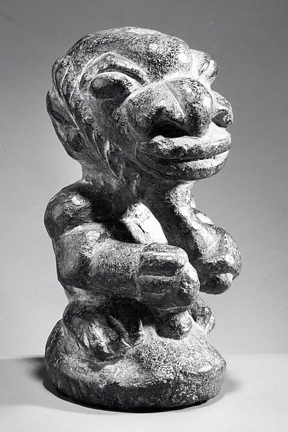 Figure: Seated Male