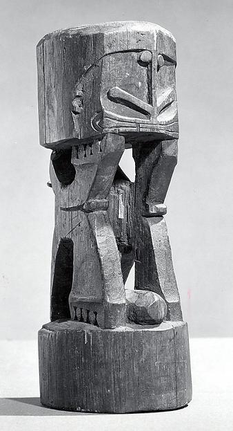 Ancestor Figure (Korwar)