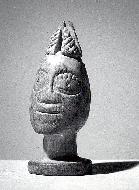 Esu Head (Ela or Irin Ifa)