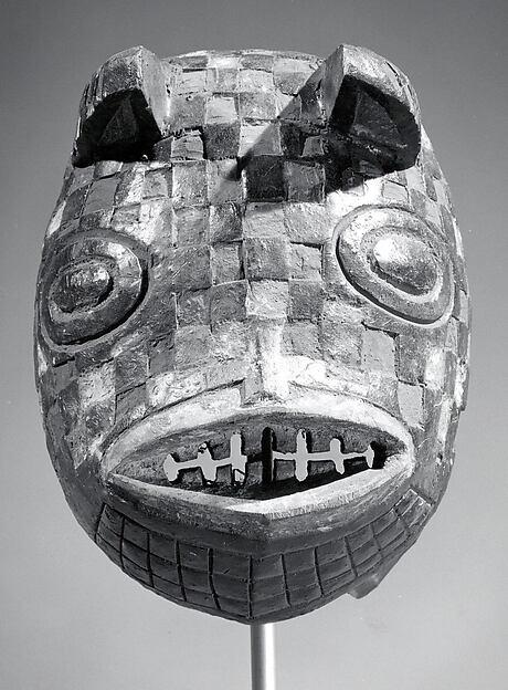 Mask: Hyena
