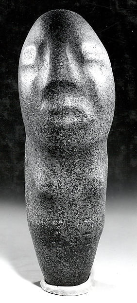 Stone Female Figure