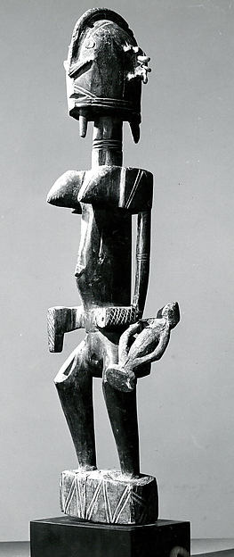 Female with Small Figure