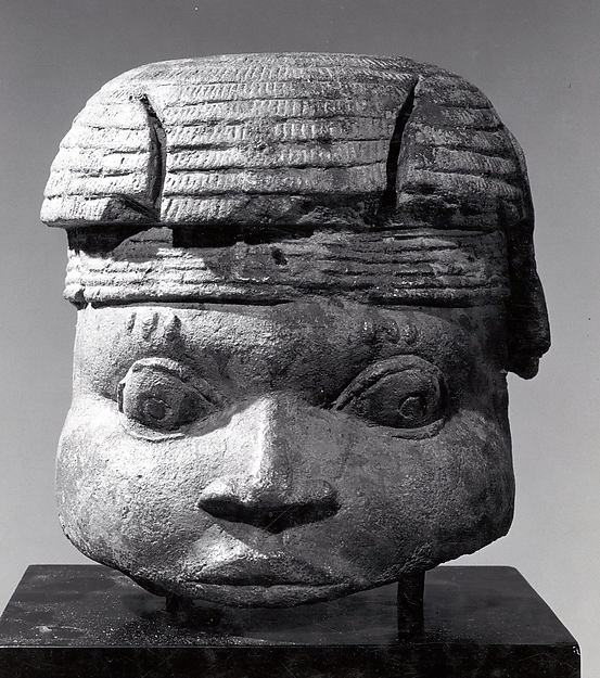 Figure Fragment: Head