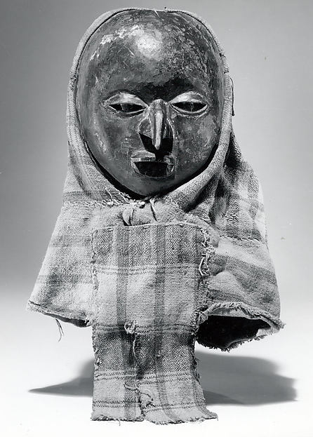 Mask with Cowl