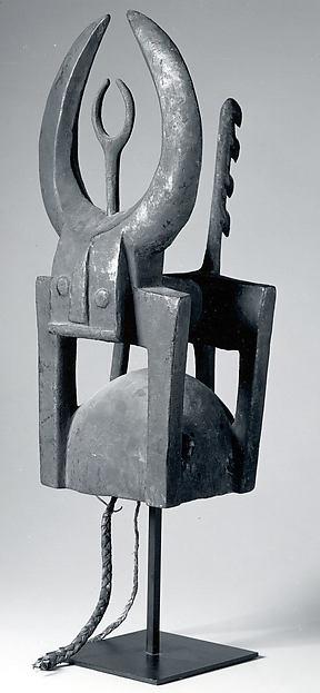 Buffalo Helmet Mask (Kablé)