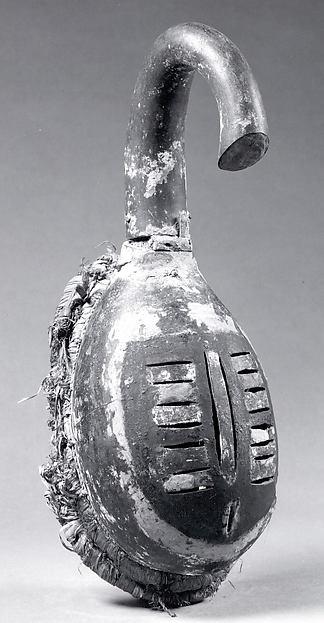 Calabash Mask (Mbubu)