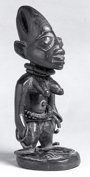 Twin Figure: Female (Ibeji)