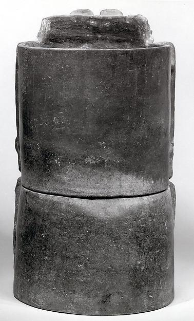 Seated Figure Censer (Incensario)