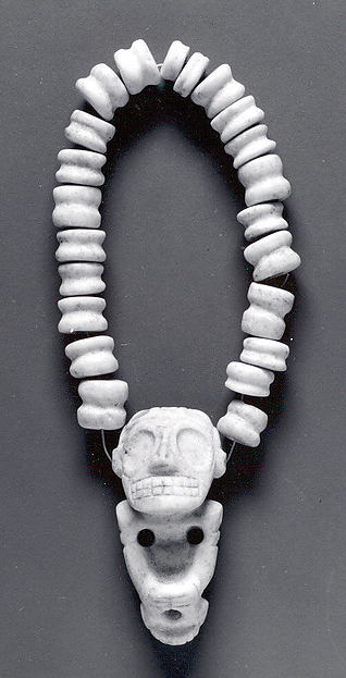 Necklace with Pendant Figure