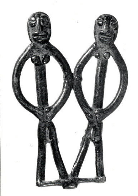 Twin Figurine