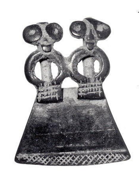 Twin Figurine