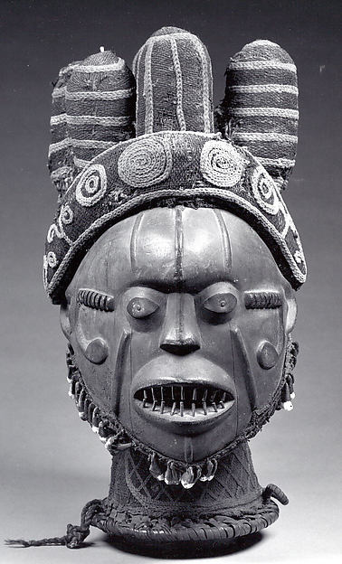 Headdress: Janus (Nkuambok)