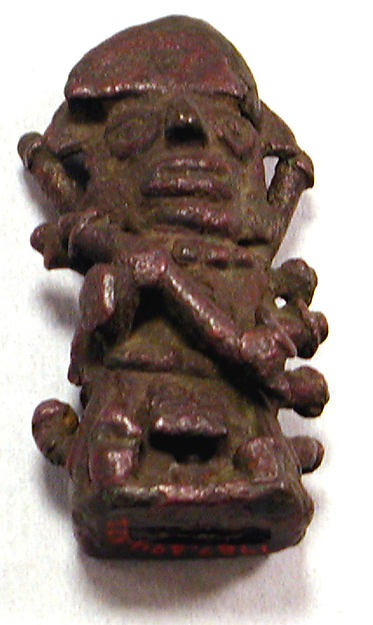 Knife Finial, Figure