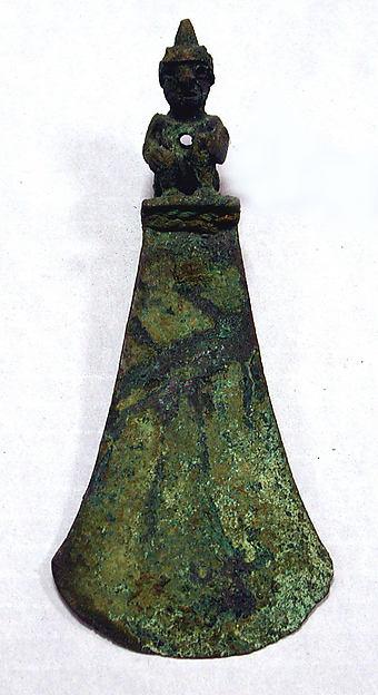 Tumi with Figure