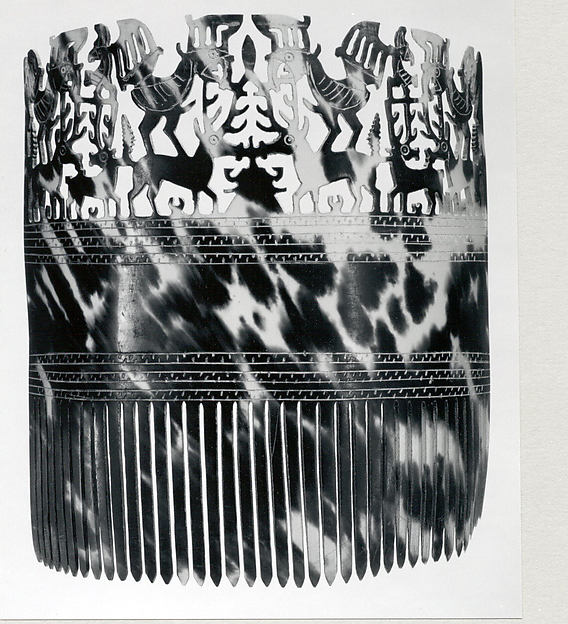 Woman's Ornamental Comb (Hai Kara Jangga)