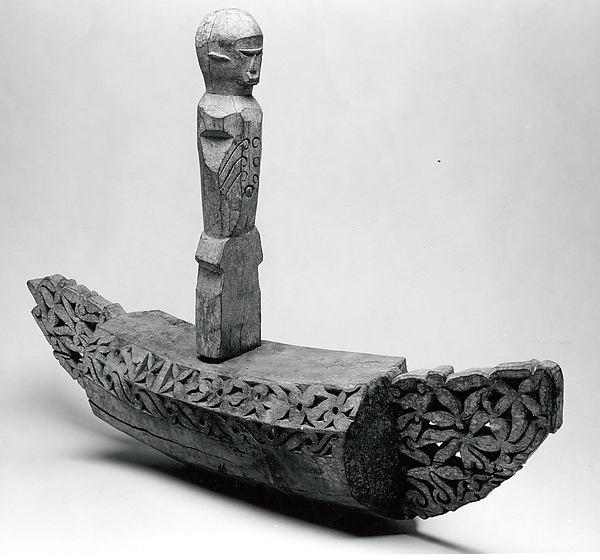 Man's Grave Marker (Sunduk)