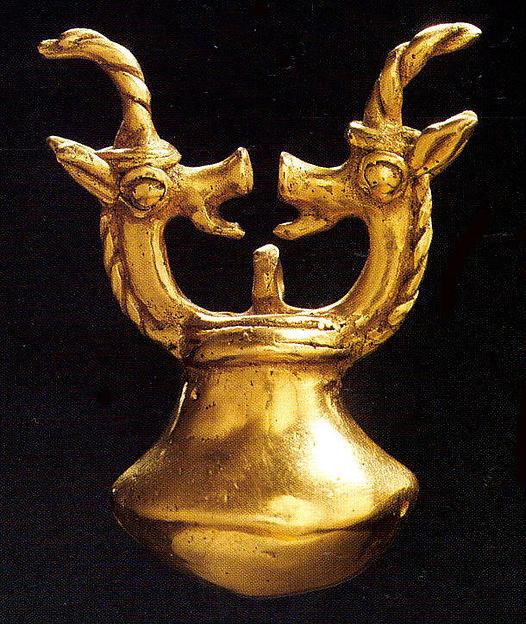 Deer-Head Bell
