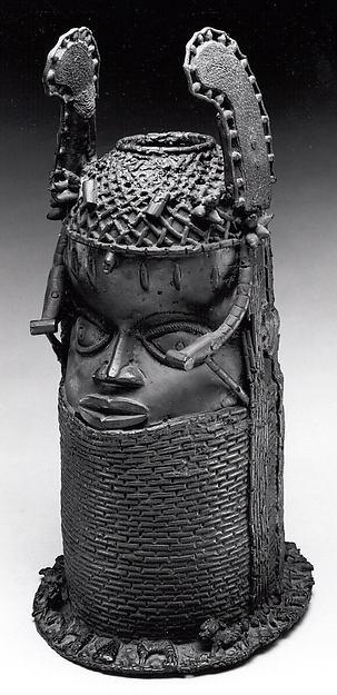 Head of an Oba