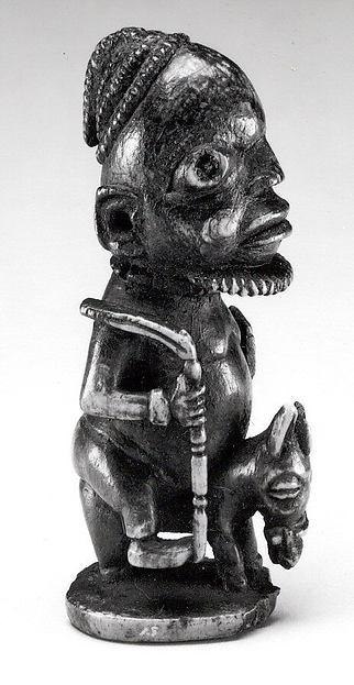 Figure: Equestrian Chief