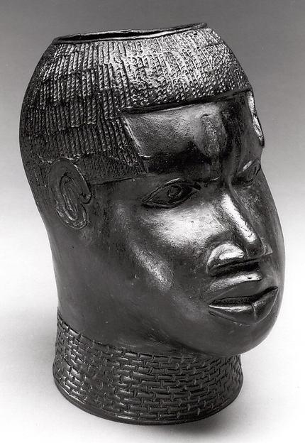 Figure: Male Head