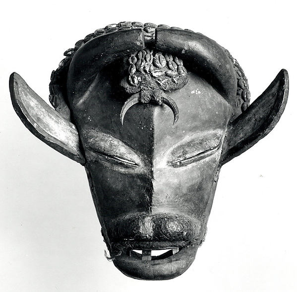 Bull Mask