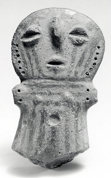 Ceramic Female Fragment