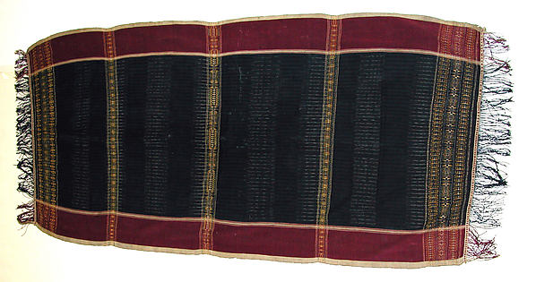 Shoulder Cloth (Ulos Padang Rusak [?])