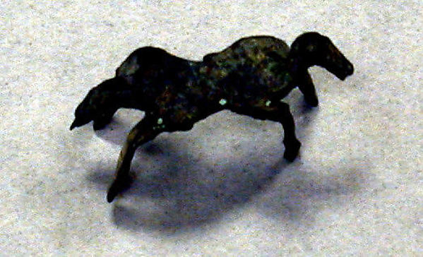 Zoomorphic Figure