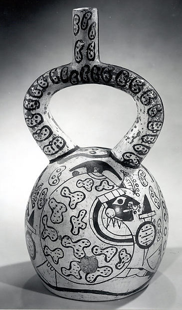Bottle with Bean Warriors