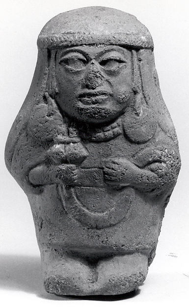 Standing Ceramic Figure