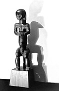 African Negro Wood Sculpture Portfolio