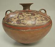 Jar with Lug Handles