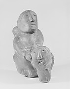 Stone Mother and Child