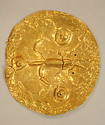 Hammered Gold Patena